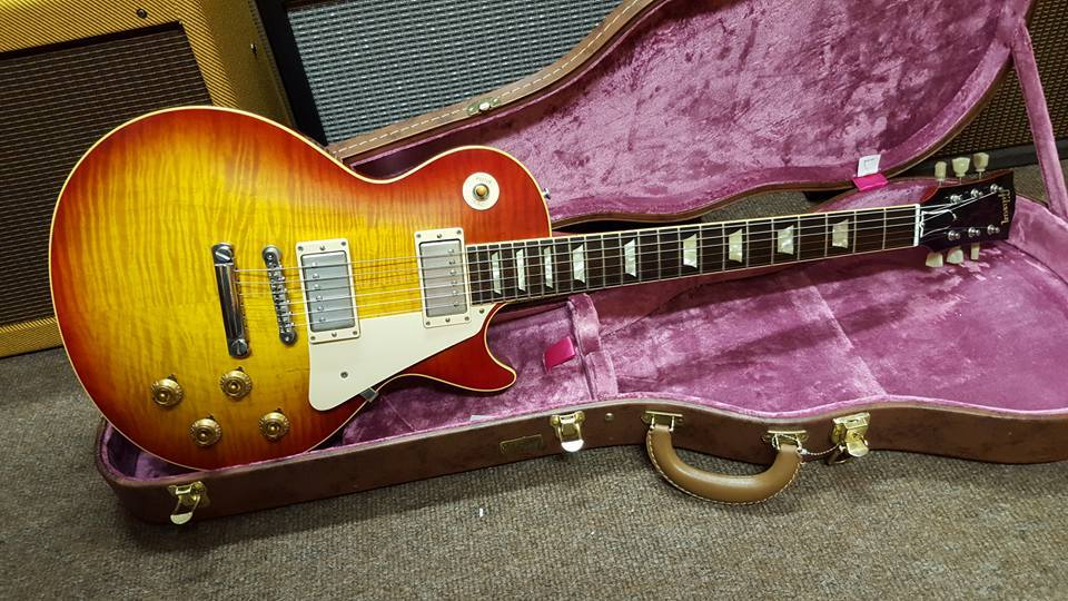 2008 Gibson Les Paul 59 Reissue Custom Shop